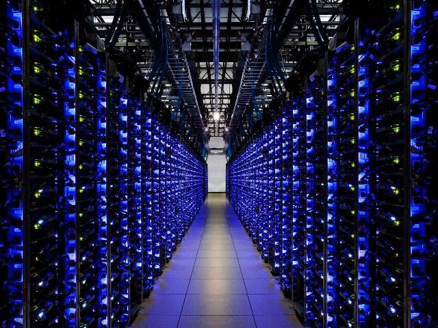 servidores de google