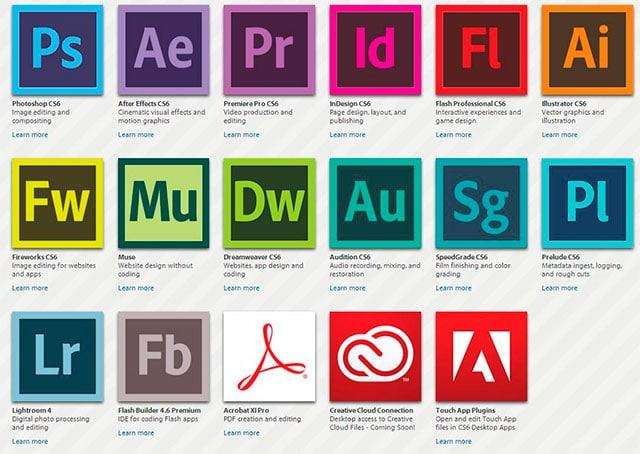 herramientas para el diseno de una pagina web: